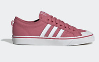 Adidas Nizza Shoes Men's Sz 9.5 (Trace Maroon Crystal White) New with Box BD7668