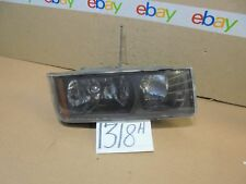 02 03 04 05 Chevrolet Avalanche PASSENGER Side Headlight Used front Lamp #1318H