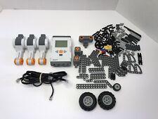 Lego Mindstorms NXT 8527 incomplete set