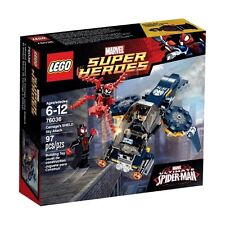 76036 CARNAGE'S SHIELD SKY ATTACK lego legos set NEW marvel SPIDER-MAN spiderman