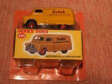 1:43 SCALE Dinky Toys BEDFORD Kodak van by Deagostini