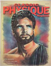 Steve Reeves Classic Physique Bodybuilding Magazine/In Memory 1926-2000 Spring