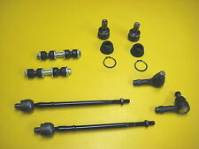 Lower Ball Joint Inner Outer Tie Rod End Sway Bar Link Mitsubishi LANCER 02-06
