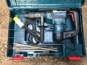 Bosch GBH 5-40 D Rotary Hammer with SDS Max 110V Made Yr.2019