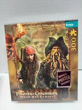 Disney Pirates of the Caribbean 300 Piece Puzzle Dead Man's Chest New, Sealed