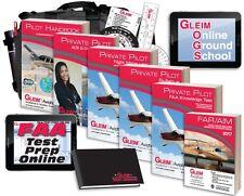 Gleim Deluxe Private Pilot Kit Online Ground School, Test Prep  [GLEIM KIT PPDL]