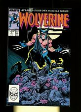 Wolverine 1 VF+ 8.5 *1 Book* Marvel! 1st Issue Vol.2! 1st On-Going Solo Run!