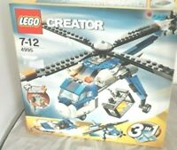 LEGO Creator 4995 Cargo Copter NEW SEALED