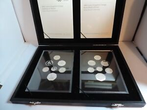 2008 Silver Proof Set Royal Arms and Shield Version