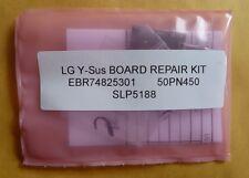LG   EBR74825301  EAX64561401 50PN4500 Y-Sustain Board Repair Kit