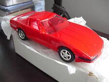 1994 AMT Ertl Chevrolet Corvette ZR1 Torch Red Promo Model NIB