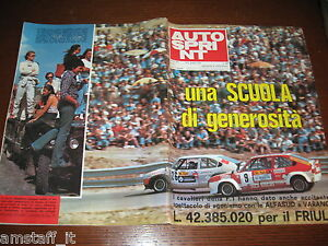 AUTOSPRINT 1976/24=GARA PILOTI F1 PRO FRIULI TERREMOTO=
