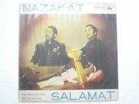 NAZAKAT ALI SALAMAT ALI    RARE LP RECORD CLASSICAL INSTRUMENTAL INDIA VG+