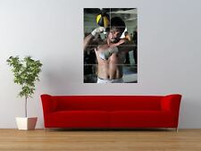 Manny Pacquiao légende de la boxe géant punchball ART PRINT POSTER panneau nor0520