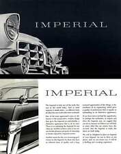 Chrysler Imperial 1956 - the finest expression of the Forward Look