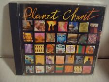 Planet Chant by Various Artists (CD, Feb-2001, Triloka) L N