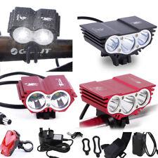 Nestling X2 X3 Cree XML LED Bike Bicycle Light Headlight Headlamp Head Torches