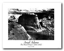 Ansel Adams Canyon de Chelly Wall Decor Art Print Poster (22x28)