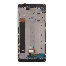 Display Lcd Touch screen Frame Xiaomi Redmi Note 4 Nero black Ottima Qualità