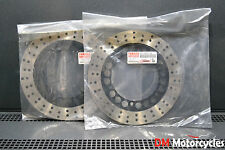 YAMAHA GENUINE NOS FZR750 FZR1000 87 - 95  REAR BRAKE ROTOR X1 PN 2KT-25831-00