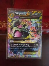 Mega Tyranitar EX Ancient Origins 43/98 Pokemon TCG Card