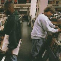 "DJ SHADOW ""ENTRODUCING"" 2 CD DELUXE EDITION NEUWARE"