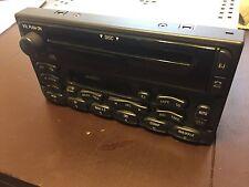 98 99 00 01 02 03 FORD EXPLORER ESCAPE RANGER STEREO CD PLAYER RADIO
