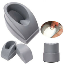 DIY Dipping Powder French Manicure Molding Container Nails Guides Smile Lines