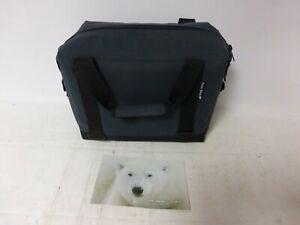 Polar Bear Cooler Nylon Series - 12 Pack - Blue