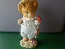 Rare Beatrix Potter Collection Tom Kitten & Butterfly Figurine (Cl 5)