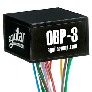 NEW Aguilar OBP-3TK/PP On Board Bass Guitar PreAmp Kit Pre Amp w/ Pots