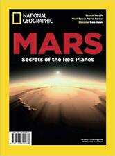 National Geographic MARS, Special Publication, Secrets of The Red Planet (NEW)