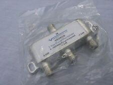 Viewsonics 3-way RG6 Splitter Coaxial Signal 3-output High Quality 1GHz 5-1000MH