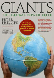 Giants: The Global Power Elite by Phillips, Peter