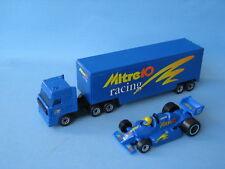 Matchbox Convoy Daf Truck Mitre 10 Race Team Set Australian Racing Boxed F1