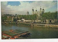 London Tower of London Old Postcard 321a