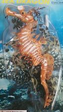 Sea Dragon fish aquarium floating Decoration Toy Floats Glows Looks Real