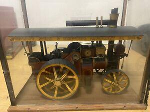 Showmans Steam Engine Model, Cardboard, Bodicea, Crafts