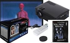 Halloween PROFX PROJECTOR KIT + ATMOSFEARFX  MACABRE MANOR DVD Haunted House NEW