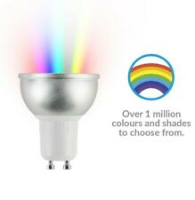 Multicolour Long Lasting Smart Bulb WIFI - Alexa, Echo & Google Compatible