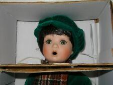 Marie Osmond Christmas Carol Charles porcelain doll