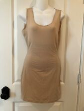 NWOT Spanx Thinstincts Slip Shaper w/ Built in Panty Sz Large  34 Inch Bust