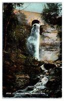 Early 1900s Bridal Veil, Prospect Park, Minneapolis, MN Postcard