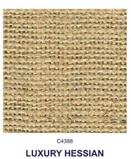 "Luxury Hessian Heavy Duty 100% Jute 54"" Wide Superior Quality £15 For 5 Metres"