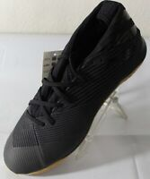 adidas Men's Nemeziz 19.3 Indoor Soccer Shoes, Size 12, Black, F34413