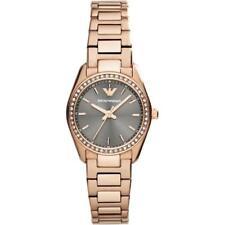 New Emporio Armani  AR6030 Ladies Luxury Watch Designer UK - Seller