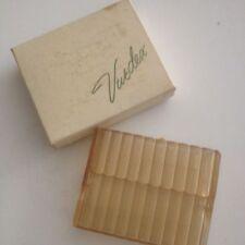 Vintage & Original 1950's Vuedex Cigarette Case in Original Box.