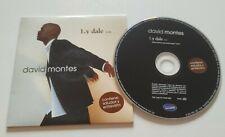 DAVID MONTES 'Y Dale' CD Single PROMO 2002 + Entrevista COSTA NORTE COSTA SUR