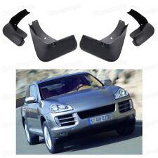 4Pcs Car Mud Flaps Splash Guard Fender Mudguard for Porsche Cayenne 2007-2010