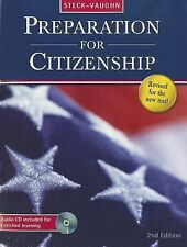 Preparation for Citizenship: Audio Visual Kit Grades 9 - UP 2009, STECK-VAUGHN,